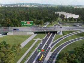 Przebudowa DK81/DK86 w Katowicach
